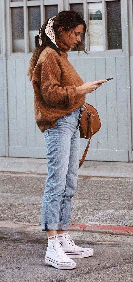 brown sweater - Fashion Ideas